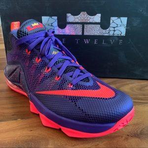 Nike LeBron XII Low. Brand New Size 11.5
